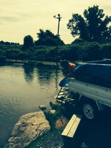 写真2号池